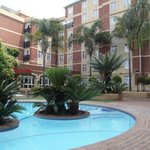Protea Hotel Centurion pool could have been warmer