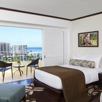 W Honolulu Hotel - Diamond Head