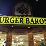 Burger Baron Drive In