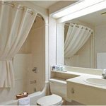  Bathroom Featuring Curved Shower Rods Dpi