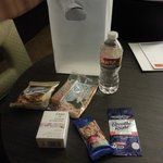 Contents of Goody Bag
