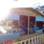 Foto di Errol's Sunset Cafe and Guesthouse