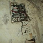 alleway switch board and wiring