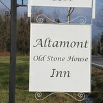 Φωτογραφία: Altamont Old Stone House Inn