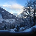  View from Chalet sache