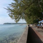                    seafront rawai