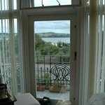                    The Firth of Tay from Bedroom