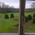 View of the grounds from the room
