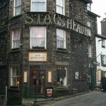                    The Stags Head Hotel Front View