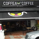 Coffea Coffee - street view