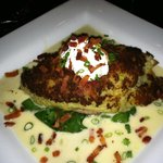 potato crusted fish