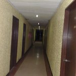 Hotel Corridor on 5th Floor
