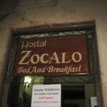 Photo de Hostal Zocalo