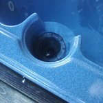                   Hot Tub Skimmer with no cover