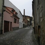 The Jewish Quarter in Trebic 1