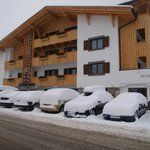                    Hotel Christian im Schnee