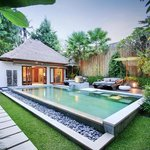 Garden Villa with Private Pool