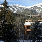                    Breckenridge view from Corral