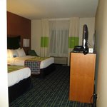 Φωτογραφία: Fairfield Inn & Suites Manassas