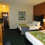 Fairfield Inn & Suites Manassas Foto