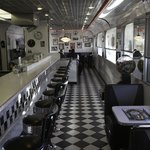  Penny&#39;s Diner Interior