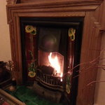 Room 12's Cosy Fire