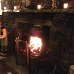  The pub fire that you just can&#39;t drag yourself away from.