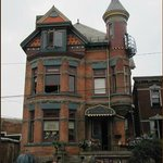 Victorian Turret House built in late 1890's
