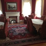                    Aunt Clara&#39;s Cottage Dining Room (Devereux Shields)