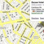  Hotel Bazaar Map
