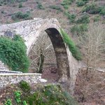 Konitsa old bridge