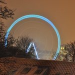 The York Eye, from our room window
