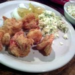  Crispy Fried Shrimp!
