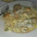 Crab, Shrimp,& Scallops!!!!!!!!