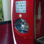 Coke Freestyle at Firehouse Subs