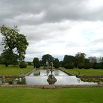 View from formal gardens.