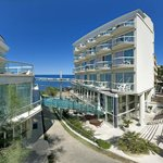  Hotel Sans Souci Gabicce Mare Adria Vacanze Urlaub Holiday