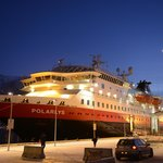 Hurtigruten tromso