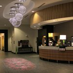 Welcome to the Hampton Inn & Suites Raleigh Downtown hotel.
