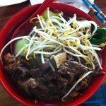  Beef brisket noodle
