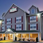  CountryInn&amp;Suites Hiram  ExteriorNight