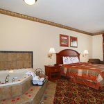  Whirlpool Suite Country Inn Amarillo