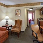 CountryInn&Suites Clinton  Suite
