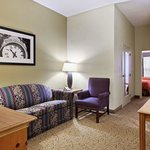 CountryInn&Suites Burlington GuestRoom
