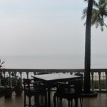                    View from Banyan Tree Restaurant