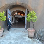 Bella tasting room entrance
