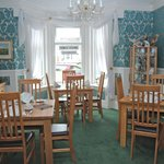  Newly refurbished Dining room.