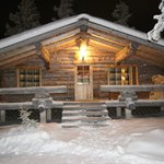 Saariselkä Inn Log Cabinsの写真