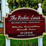 The Booker-Lewis Boutique Hotel & Restaurant