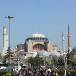 Hagia Sophia, Short Walk from Hotel